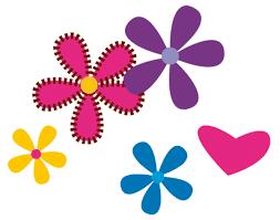 flowers line cliparts free download clip art free clip art