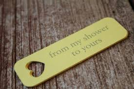 bridal shower favor tags from my shower to yours bridal shower tag wedding favor tags