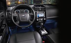 Ford Escape 2012 - spies get clear look inside the 2013 ford escape car and driver blog