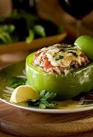cuisiner des poivrons verts les 25 meilleures idées de la catégorie poivrons verts farcis sur