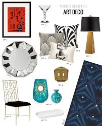 great gatsby home decor trend spotted art deco part i modern eve