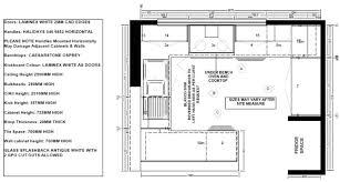 kitchen design dwg interior design