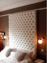 Padded Wall Headboard Catchy Collections Of Padded Wall Catchy Homes Interior Design Ideas