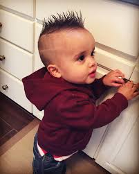 stylish toddler boy haircuts 50 cute baby boy haircuts for your lovely toddler 2018