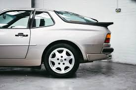 porsche 944 silver 1988 porsche 944 turbo s silver car auctions