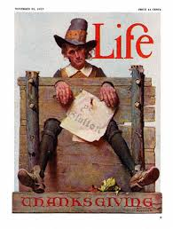 ye glutton the 11 22 1923 norman rockwell magazine