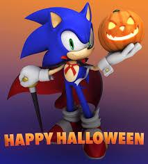 sonic happy halloween 2015 by sonicx2011 on deviantart