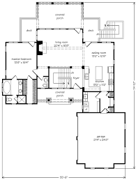 southern living house plans with basements cedar ridge mitchell ginn southern living house plans
