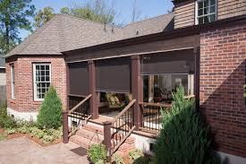 screened porch designs porch traditional with custom window
