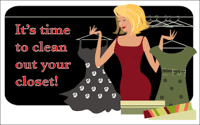 a great way to clean out your closet athertyn