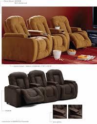 Palliser Palliser Rhumba Home Theater Seat Model 41918 Stargate Cinema