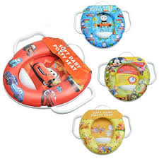 Cars Potty Chair Disney Cartoons Baby Soft Potty Toilet Seat