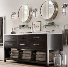image result for master bathroom fixture ideas with shelves