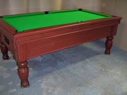 Slate Bed 7x4 Slate Bed Ex Pub Pool Table