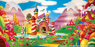 candyland castle christmas backdrops christmas party christmas themed events