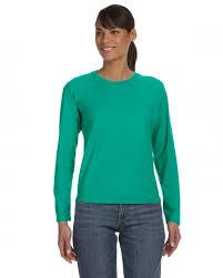 Long Sleeve Comfort Colors Comfort Colors Tee Shirt C3014 Women U0027s 5 4 Oz Ringspun Garment