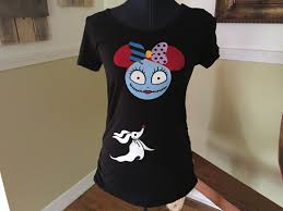 disney halloween maternity shirt nightmare before christmas