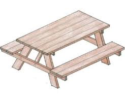 Diy Table Plans Free by Build Yourself A Picnic Table With One Of These 14 Free Plans