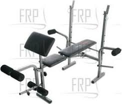 Weider Pro Bench Weider Pro 235 831 150302 Fitness And Exercise Equipment