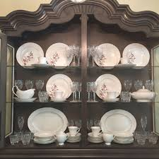 how to arrange dishes in china cabinet pin on d coe living dining room