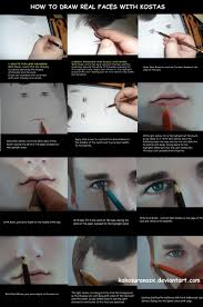 how to do pencil sketch colored pencil drawing tutorial how to draw a boy by kakosuranosx