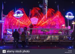uk 19 november 2015 fairground ride hyde park winter