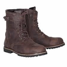 brown motorcycle riding boots spada pilgrim grande leather motorcycle bike riding boots