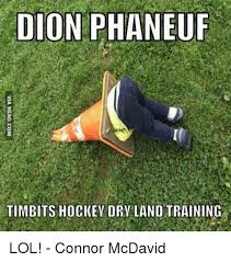 dion phaneuf timbits hockey drv land training lol connor mcdavid