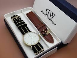 Beda Jam Tangan Daniel Wellington Asli Dan Palsu perbedaan jam tangan dw original dan replika fashion and style