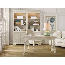 White Writing Desk With Hutch by Hooker Furniture 5325 10452 Sunset Point Writing Desk In Hatteras