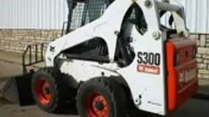 bobcat s250 s300 skid steer loader parts catalog manual instant