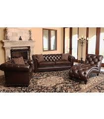 2 piece living room set living room sets carmela 2 piece leather set