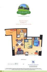 Bellagio Hotel Floor Plan by The Bellagio Condos For Sale Megaworld Fort