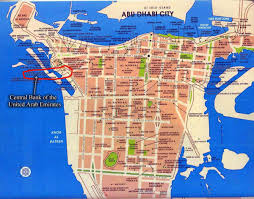 map of abu dabi abu dhabi map maps abu dhabi united arab emirates