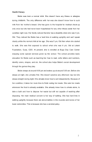 how to write review paper sample assessment report