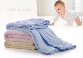 best knit soft warm light blue pink fuzzy fleece throw blanket