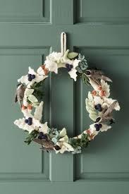 Holiday Decor Holiday Decorations Wreaths Door U0026 Mantel Decor Anthropologie