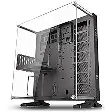 Desk Computer Case by Amazon Com Lian Li Case Dk 04x 2 5inch 3 5inch Hdd Atx Micro Atx