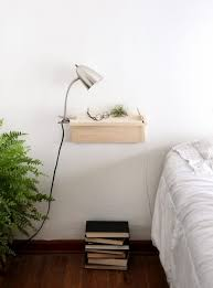 wall mounted nightstand little piece of me