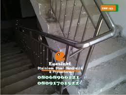 Stainless Steel Handrails For Stairs Stainless Steel Handrails 002 Efabricators Ng Online Showroom