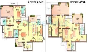 5 bhk 4000 sq ft penthouse for sale in orchid petals at rs