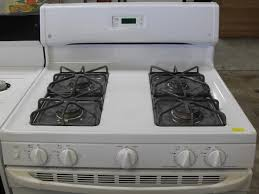 kitchen real white kitchen gas stove by maytag stove design ideas