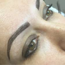 New Eyebrow Tattoo Technique Feather Touch Brow Tattooing Bearskins