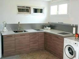 meuble cuisine avec plan de travail meuble cuisine plan de travail start meuble bas de cuisine avec plan