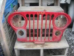 jeep cj grill logo southern truck sells rust free jeep wrangler yj s cj s rio