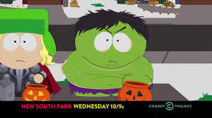 Eric Cartman Halloween Costume South Park Promo Trick Treat
