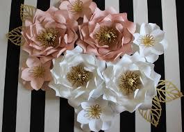 wedding backdrop paper flowers paper flower backdrop paper flower wall decor paper flower