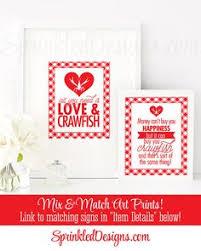 crawfish decorations crawfish boil decorations how to eat crawfish sign crawfish