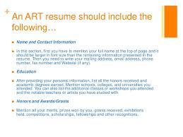 Sample Artist Resume by Artist Resume Sample Fine Artist Resume Sample Artist Resume
