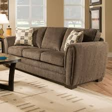 hide a bed sofa reviews simmons upholstery lucas hide a bed mocha hayneedle